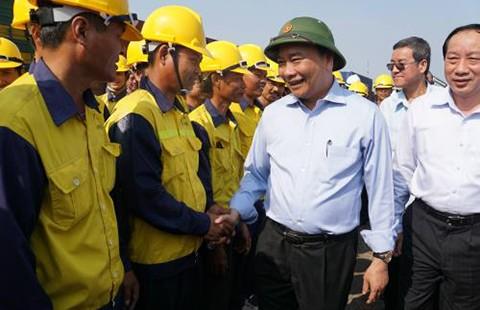 Phó chủ nhiệm UB Kinh tế Nguyễn Văn Phúc nói về tân Thủ tướng Nguyễn Xuân Phúc