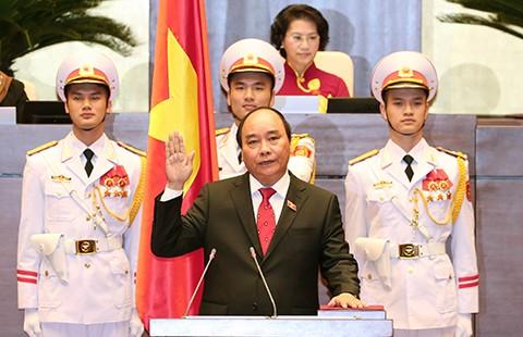 Thủ tướng Nguyễn Xuân Phúc: Tăng kỷ luật, kỷ cương