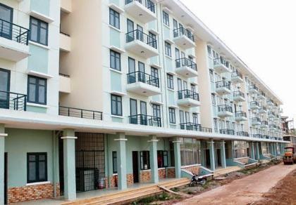 Tiêu thụ căn hộ bình dân tăng mạnh
