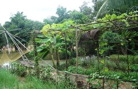 Thí điểm làng nghề tập trung tại Vườn thực vật Củ Chi