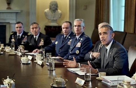 Nhà Trắng rất xem trọng đề nghị về biển Đông của đô đốc Mỹ
