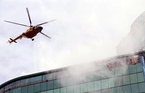 'Không ai nói trực thăng chữa cháy giá 1.000 tỉ'