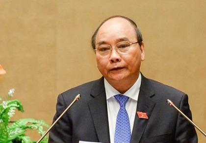 Chiều 12-4, Thủ tướng Nguyễn Xuân Phúc chủ trì phiên họp Chính phủ