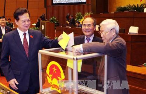 Tháng 7 sẽ bầu mới Chủ tịch nước, Thủ tướng...