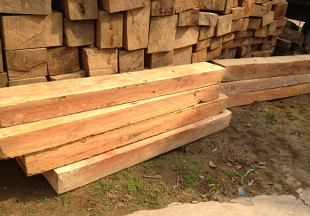 Hoãn xử vụ 'Kiểm lâm bảo kê xe chở gỗ lậu'