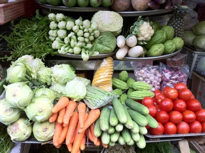 Hà Nội lập sáu đoàn kiểm tra an toàn thực phẩm