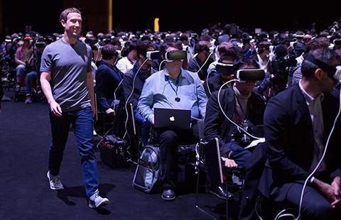Facebook đang thách thức các 'đế chế' công nghệ