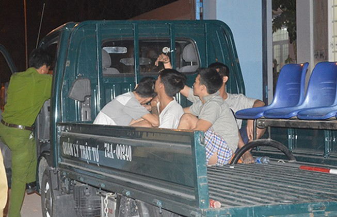 Còn 267 học viên bỏ trốn khỏi trung tâm cai nghiện