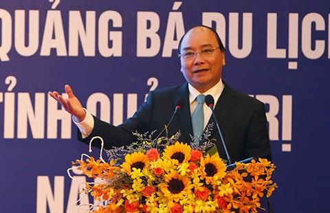 Thủ tướng nêu bốn nhiệm vụ lớn để phát triển Quảng Trị