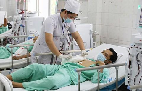 Bộ Y tế chỉ đạo hỗ trợ nhà báo Hữu Bằng