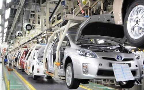 Thái Lan dẫn đầu về lượng ô tô xuất sang Việt Nam
