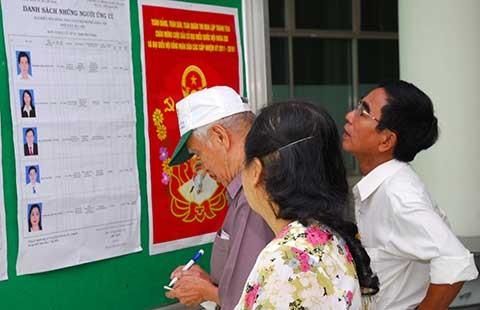 Cuộc thi công dân và bầu cử: Đề thi rất dễ, rinh giải nhé bạn!