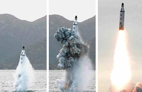 Triều Tiên bố trí 300 khẩu pháo 122 mm gần biên giới