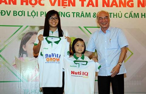NutiFood mở học viện tài năng trẻ