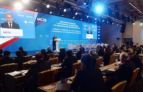 Nga muốn một mặt trận chống khủng bố do LHQ phụ trách