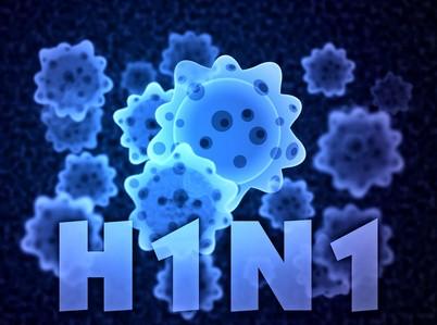 Hai bệnh nhân viêm phổi nặng, một mắc cúm A/H1N1, một chưa rõ nguyên nhân