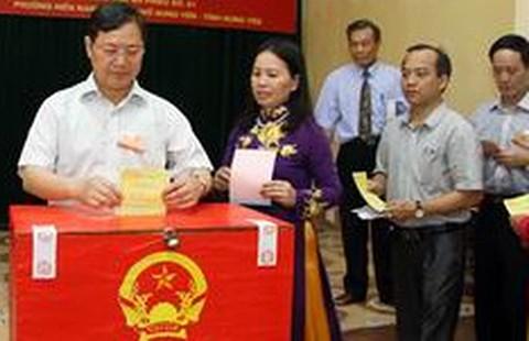 Cuộc thi công dân và bầu cử: Còn ba ngày nữa hết hạn kỳ 2