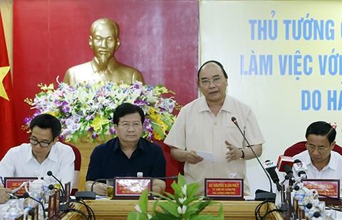 Thủ tướng Nguyễn Xuân Phúc: 'Phải sớm có kết luận nguyên nhân cá chết'