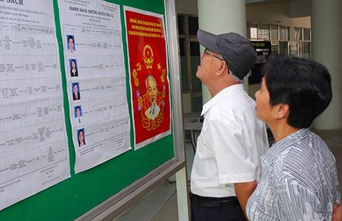 Cuộc thi bầu cử và công dân: Kỳ 3, giúp bạn 'chọn mặt' ứng cử viên