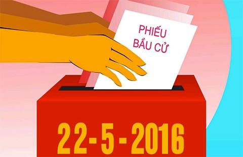 Tổ chức cho ngư dân trên biển bầu cử sớm