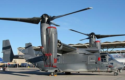 Mỹ sẽ điều máy bay Osprey đến Nhật