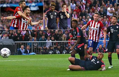 Bayern Munich - Atletico Madrid: Tiêu diệt bóng đá tấn công!
