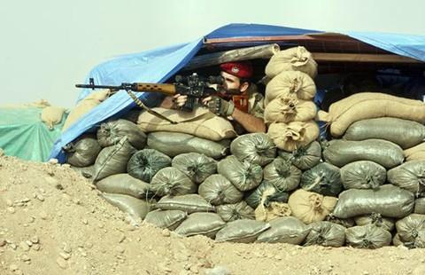 IS bắn chết đặc nhiệm hải quân Mỹ ở Iraq