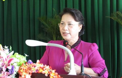 Kết nối: Mong chủ tịch QH nhắc đại biểu đừng ngủ gật
