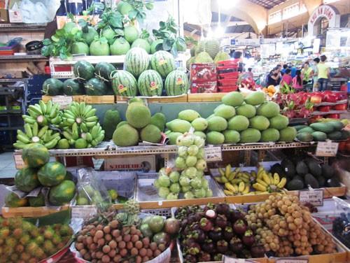 Chưa phát hiện độc tố trong trái cây Thái bán tại TP.HCM