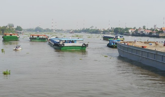 Kêu gọi đầu tư 124 tỉ đồng mở tuyến buýt trên sông