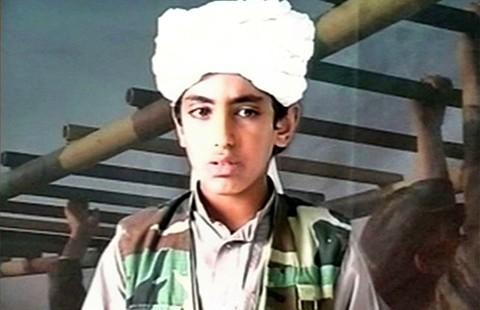 Con trai Bin Laden xuất đầu lộ diện