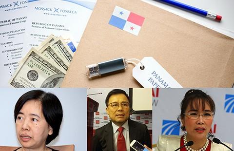 Người Việt có tên trong hồ sơ Panama lên tiếng