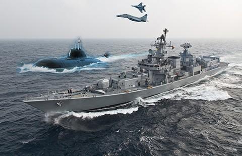 Mỹ-Ấn đối thoại an ninh hàng hải