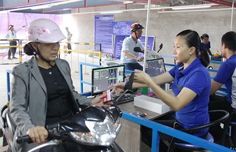Được gửi xe máy qua đêm ở sân bay Tân Sơn Nhất