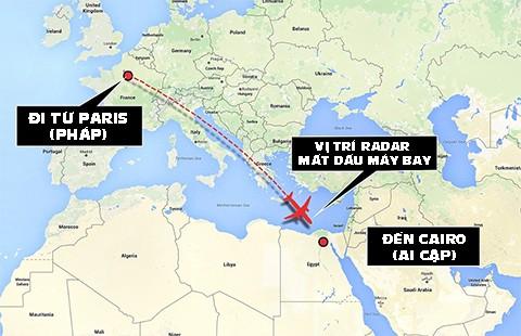 Máy bay Ai Cập bị đánh bom?