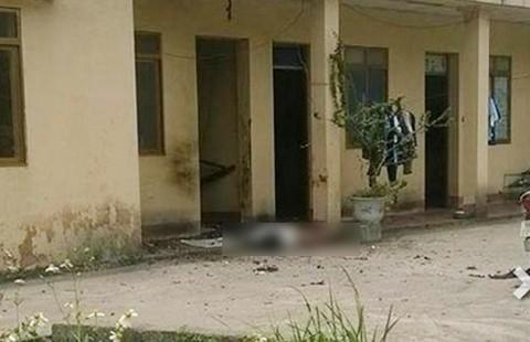 Hai vợ chồng ở Bắc Giang tự sát bằng thuốc nổ