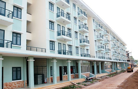 Thêm dự án căn hộ xã hội giá không vượt 14 triệu đồng/m2