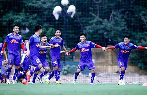 Tuyển Việt Nam hòa 0-0 với 'quân xanh' U-21