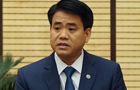 Chủ tịch Hà Nội giải đáp từng thắc mắc của công nhân