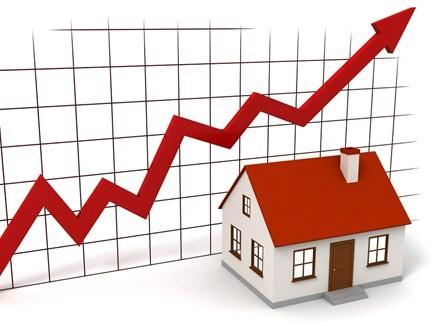 Vốn chảy vào bất động sản tăng 456%