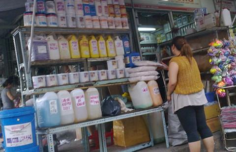 Tiểu thương chợ Kim Biên muốn minh oan chuyện tiếp tay các vụ tạt acid