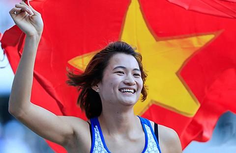 Giải điền kinh vô địch trẻ châu Á 2016: Kỳ vọng vào nhảy xa nữ