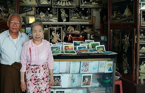 Bụi đời ổ chuột ở Myanmar - Bài 2: Ngôi chợ nghỉ ngơi