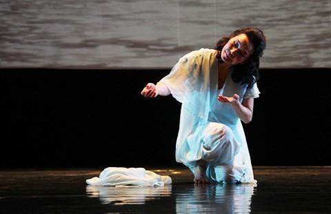 Trình diễn kịch múa về hoàng tử Việt trên đất Hàn