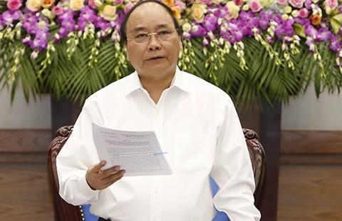 Thủ tướng Nguyễn Xuân Phúc: 'Vì sao chúng ta vẫn chưa phát triển mạnh?'