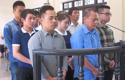 Trùm Minh 'sâm' chỉ lãnh hai năm tù