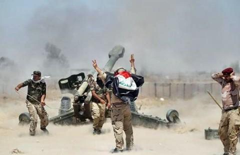 2.500 tên IS đang bị bao vây ở Fallujah