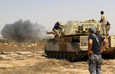 IS sắp sửa bị tiêu diệt ở Libya