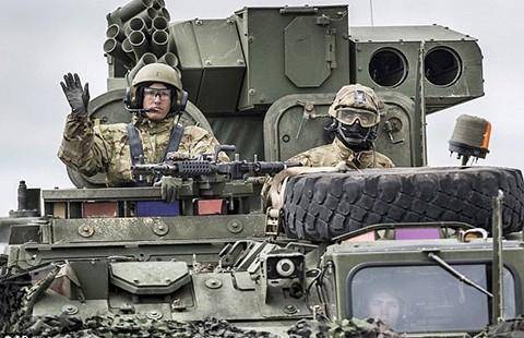 NATO sẽ triển khai bốn tiểu đoàn cạnh sườn Nga