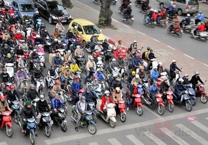Người Việt mua gần 3 triệu chiếc xe máy mỗi năm